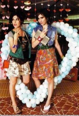 Dolly Magazine photoshoot