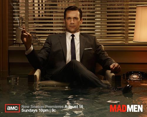 Don Draper - 壁纸 - Season 3