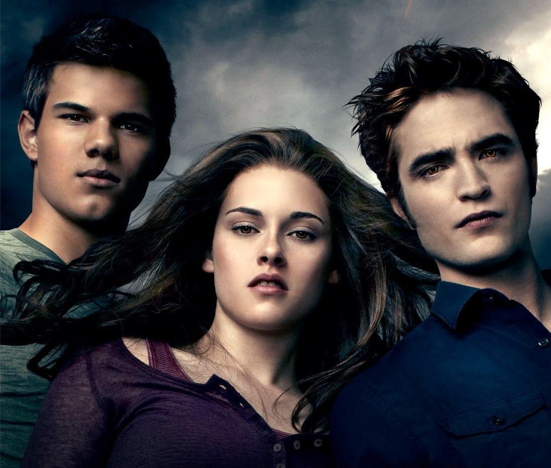 Edward/Bella/Jacob - Eclipse 바탕화면