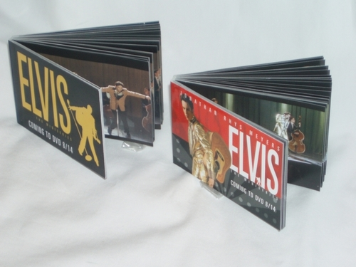 Elvis Flip Books