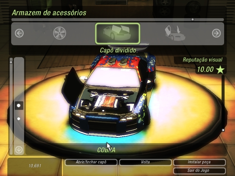 Need for Speed Fotos Need for speed underground 2