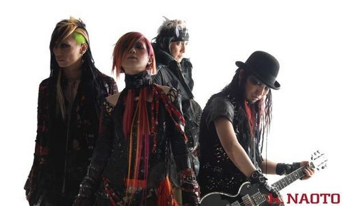 Gagaaling a Gothic punk band