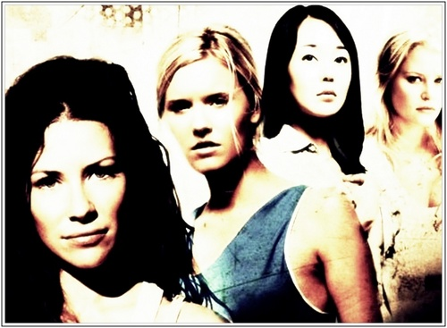 Girls Of Lost