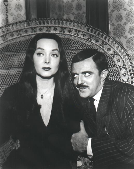 Gomez and Morticia (1964) - Morticia Addams Photo