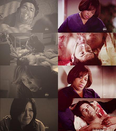 Grey's Anatomy 6x23 - 6x24