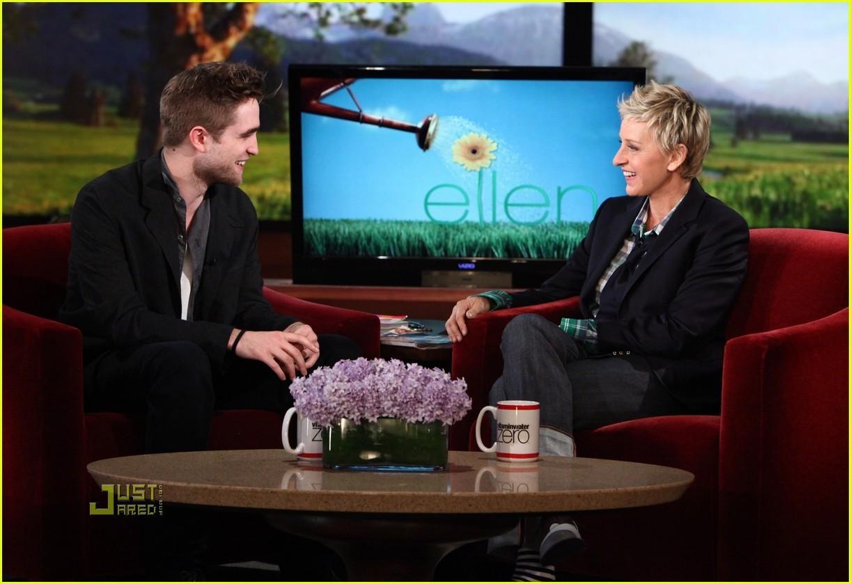 HQ of Rob on Ellen