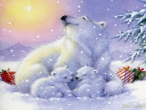 Have A Beary Happy natal
