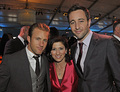 Hawaii Five-O Cast @ celebration for the New York Upfronts - hawaii-five-o photo