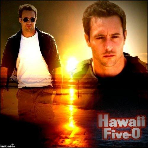 Hawaii Five-O پرستار Art