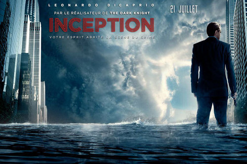 Inception French Poster