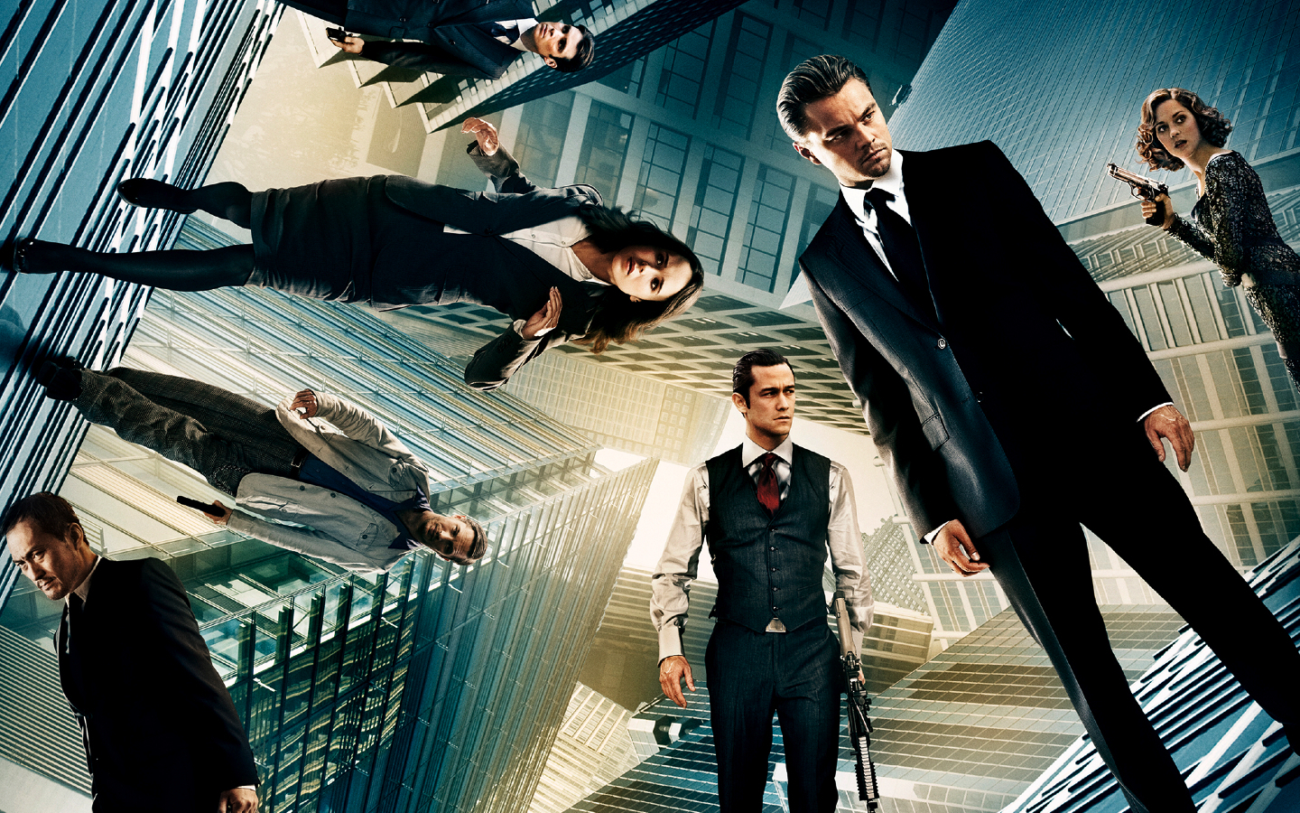 Inception wallpapers - Inception (2010) Wallpaper ...