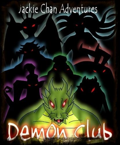 Jackie chan adventures images jca demon club wallpaper and for Jackie chan adventures jade tattoo