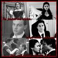 Jack/Rose, Damon/Elena