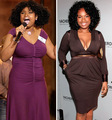 Jennifer Hudson Then and Now