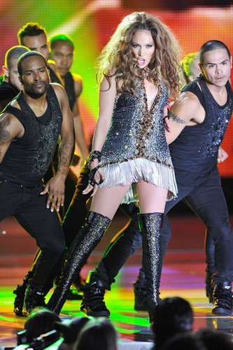 Jennifer@World Music Awards 2010 - Show