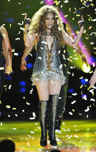 Jennifer@World موسیقی Awards 2010 - دکھائیں