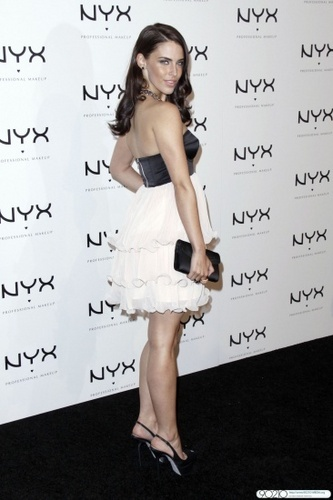 Jessica @ Nyx Professional Makeup Decade & 1 anno Anniversary Party