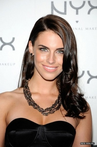 Jessica Lowndes wallpaper called Jessica @ Nyx Professional Makeup Decade & 1 Year Anniversary Party