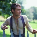 Jude Law as Inman - cold-mountain photo