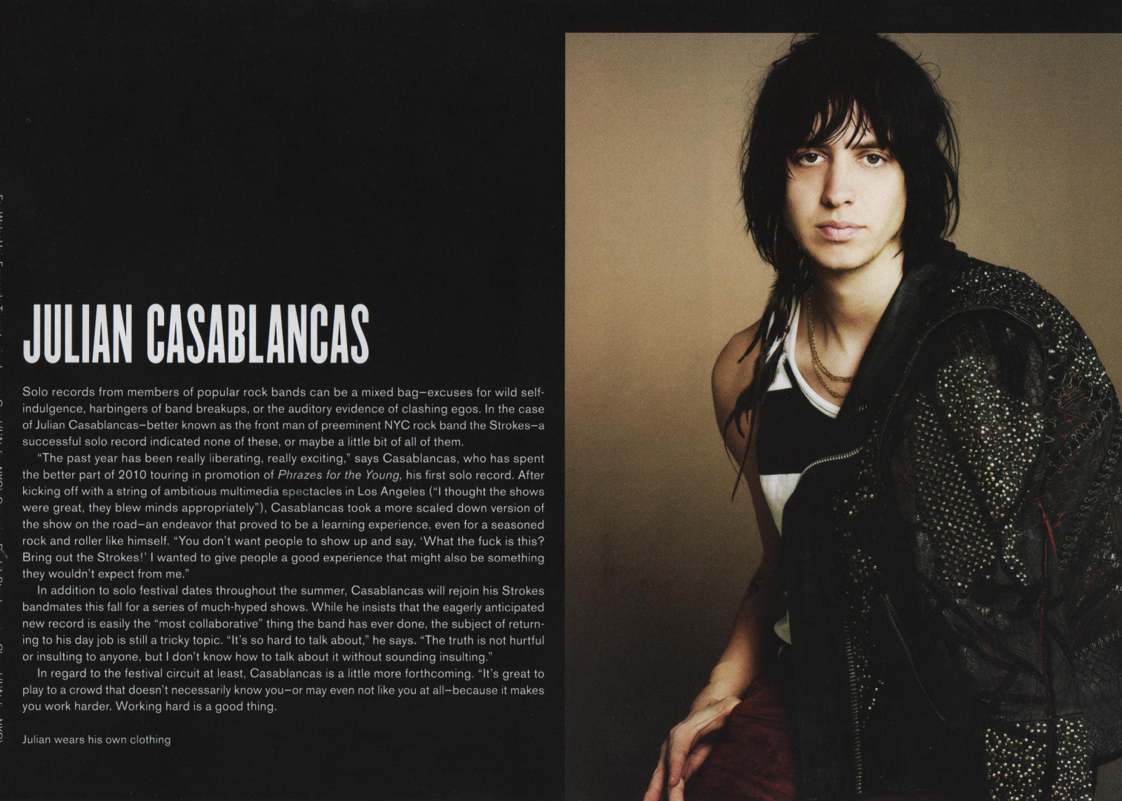 Julian - Julian Casablancas Photo (12397933) - Fanpop