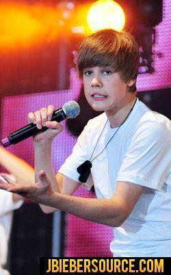 Justin Bieber Radio 1 big weekend