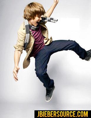 Justin Bieber portraits por Dan Hallman