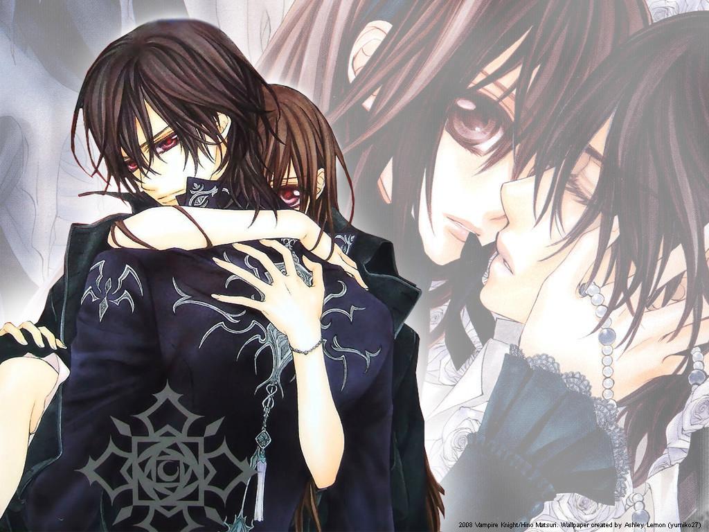 KanamexYuuki - Vampire Knight - Yuki + Kaname Wallpaper ...