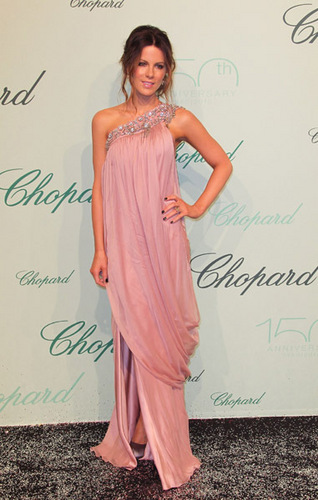Kate @ Cannes Film Festival - Chopard 150th Anniversary Party