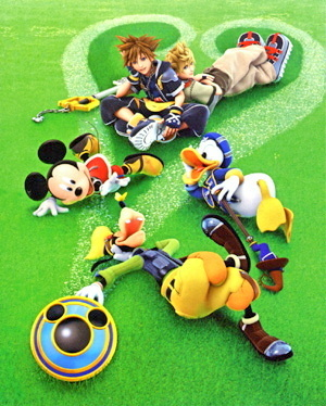 Kingdom Hearts pics