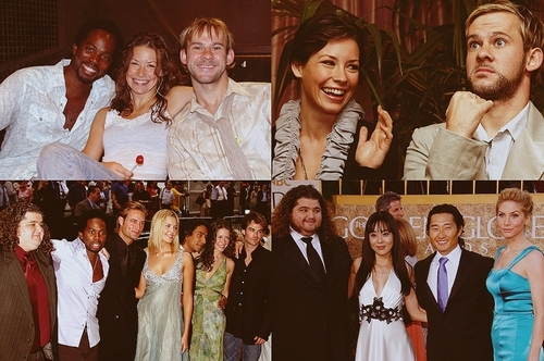 LOST Cast - 6 Years Picspam