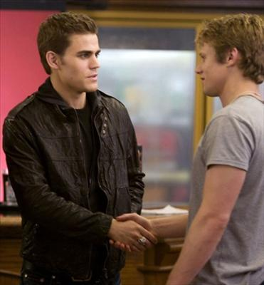MATT AND STEFAN FIRST MEET
