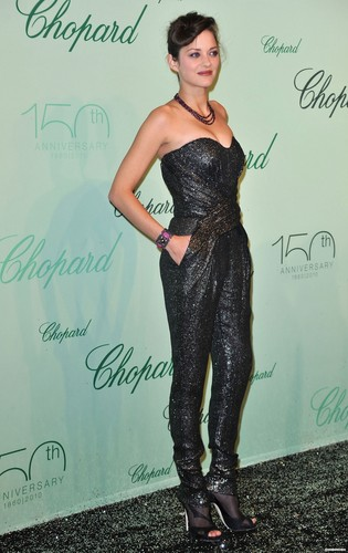 Marion @ 63rd Annual Cannes Film Festival - Chopard 150th Anniversary Party