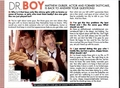 Matthew Gray Gubler Elle Magazine 2004 Article