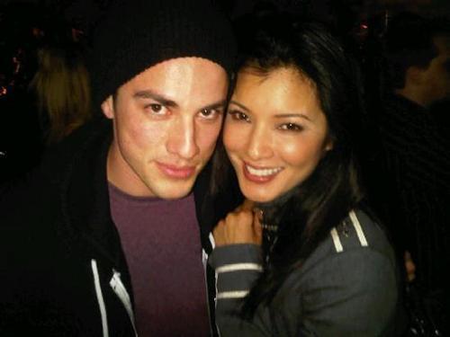 Michael Trevino(Tyler) & Kelly Hu(Pearl)