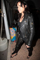 Michelle Rodriguez Leaving Pure One Yacht at 63rd Annual Cannes Film Festival (May 19,2010) - michelle-rodriguez photo