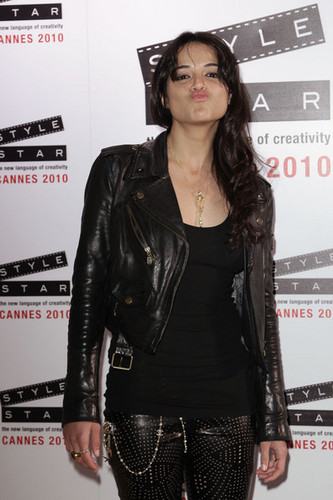 Michelle arrives at Replay Party during the 63rd Annual Cannes Film Festival (May 19,2010)