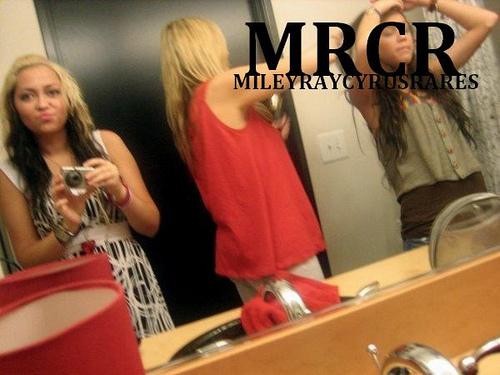 Miley, Brandi and Tish