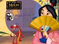 disney-princess - Mulan Special Edition wallpaper