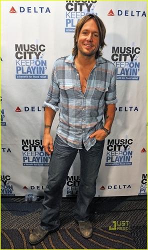 Music City Keep on Playin' benefit in Nashville