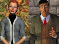 Nancy Drew Curse Of Blackmoor Fan Art Ethel And Nigel.  - nancy-drew-games fan art