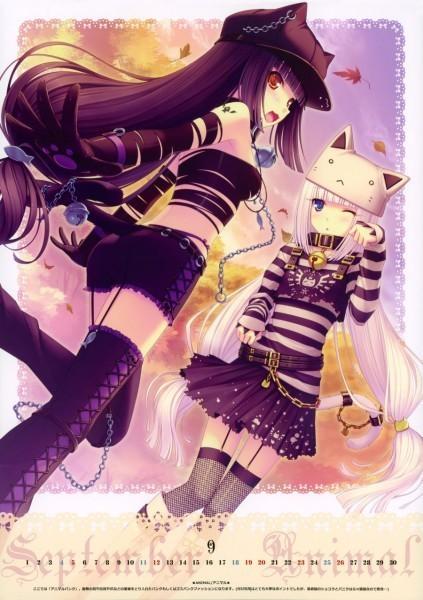 Neko Gallery :3 Neko-33-anime-animal-girls-12344473-423-600