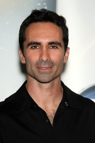 Nestor Carbonell  et ABC Summer Press Junket