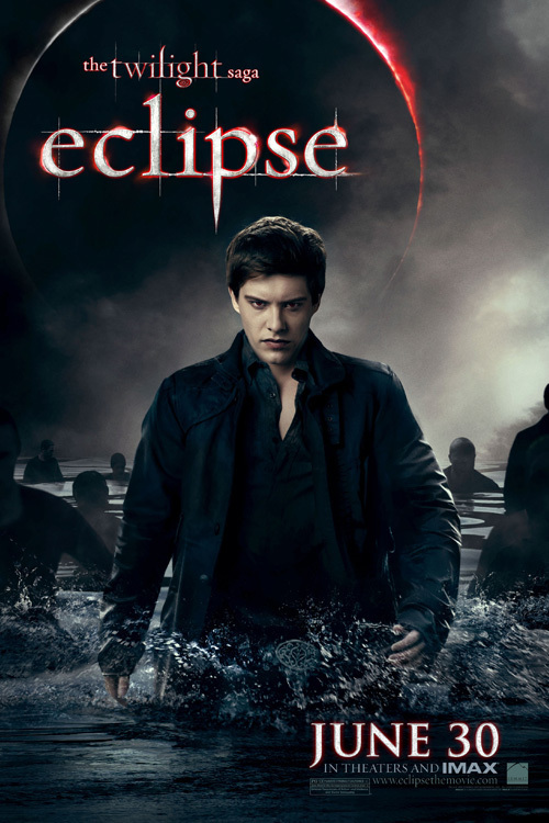 New Eclipse Poster Featuring Riley