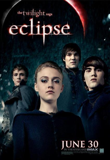 New Eclipse Poster! The Volturi