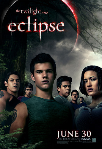 New Eclipse Poster the chó sói, sói Pack