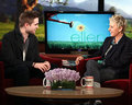 New Pic Of Rob On Ellen - twilight-series photo