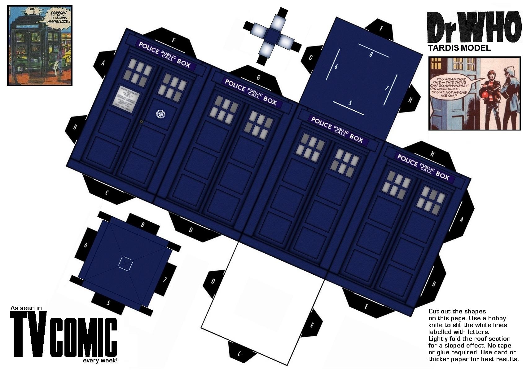 New TARDIS
