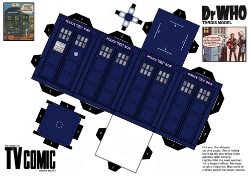 doctor who wallpaper called New TARDIS