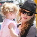 Nicole and Sunday - nicole-kidman icon