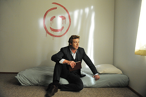 The Mentalist wallpaper titled Patrick Jane